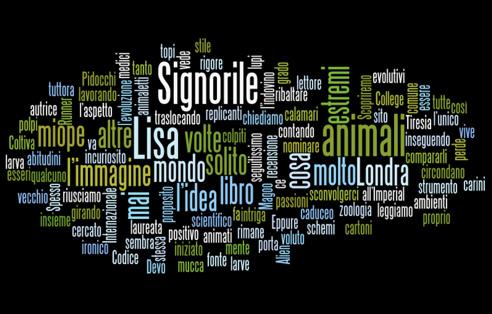 """""""L'orologiaio Miope"""" e la riscossa degli animali dimenticati"""