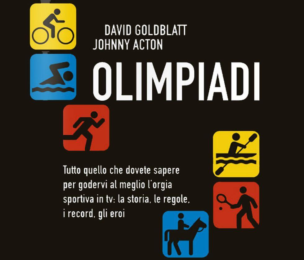 """""""Olimpiadi"""", un libro per prepararsi a Londra 2012"""