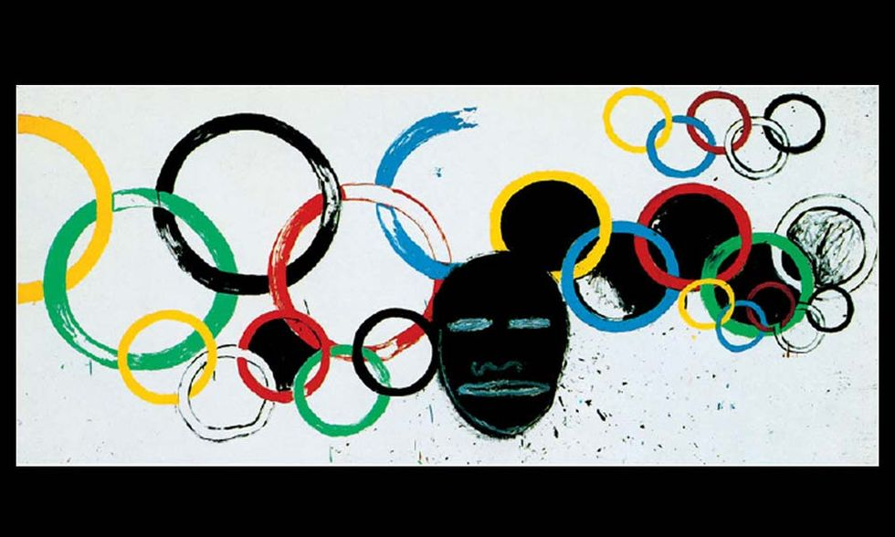 Arte, a Londra le Olimpiadi di Warhol e Basquiat