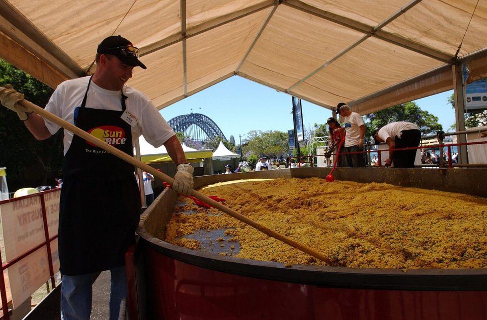 Burro e zafferano: il risotto cucinato da Carlo Emilio Gadda