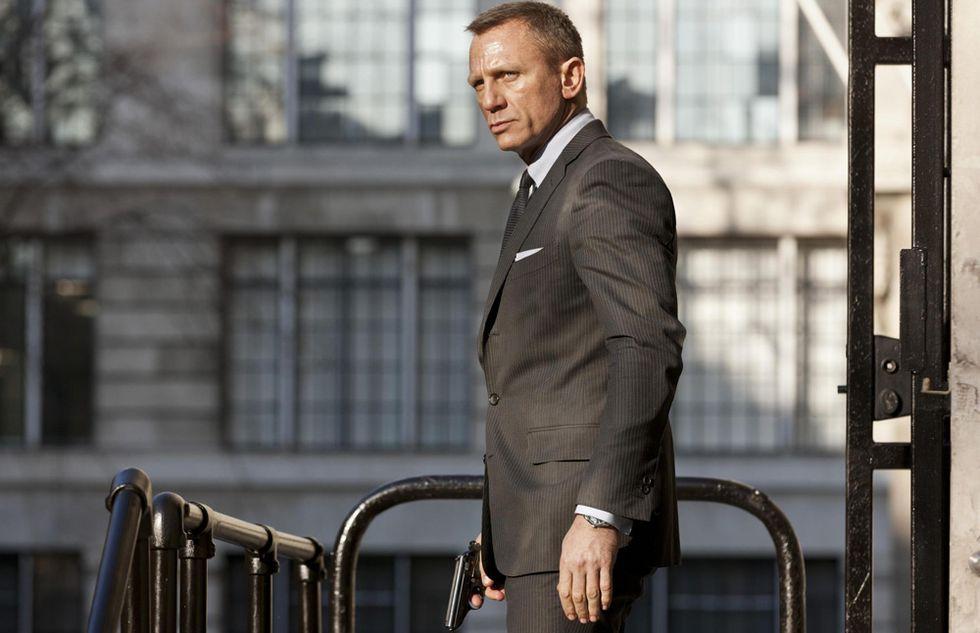 Skyfall, il trailer italiano del nuovo film sullo 007