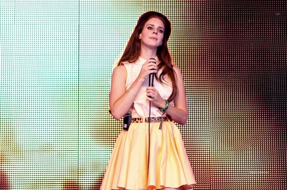 Lana Del Rey canta i Nirvana: Courtney Love non gradisce