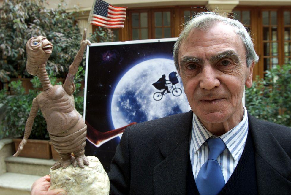 Carlo Rambaldi, morto il papà di E.T.
