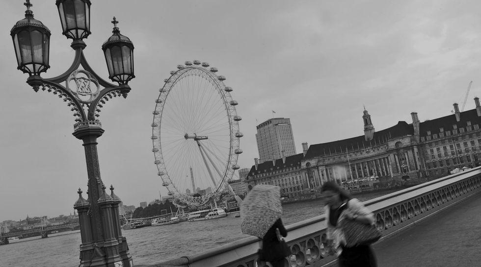 Londra in cinque libri: grandi classici senza tempo
