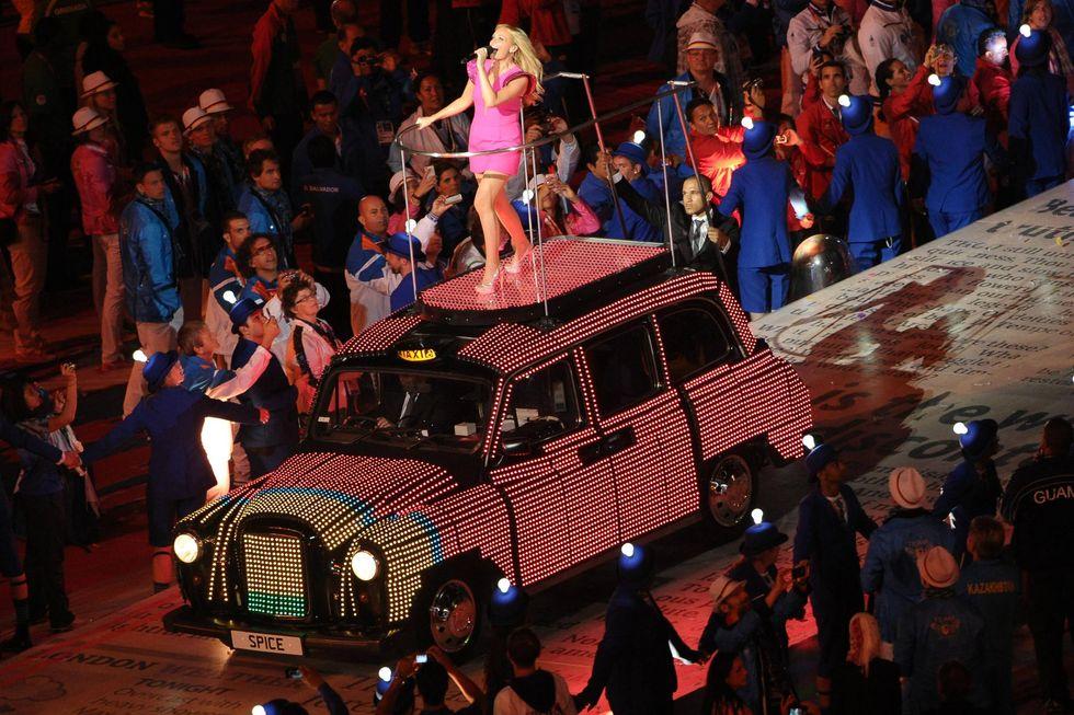 Olimpiadi di Londra 2012, le 60 nuove canzoni della cerimonia di chiusura