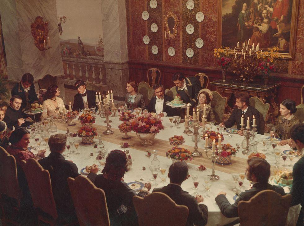 Prosciutto e timballi: a tavola coi Gattopardi siciliani