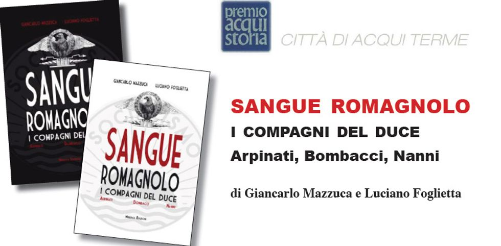 Sangue romagnolo, la storia di quattro uomini amici-nemici uniti dalla stessa speranza