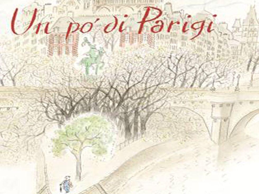 """""""Un po' di Parigi"""", un itinerario inedito tracciato da un cittadino speciale:Jean-Jacques Sempé"""