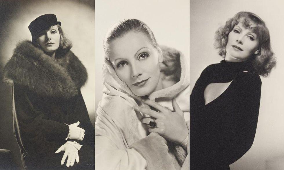 Il mondo di Greta Garbo all'asta a Beverly Hills