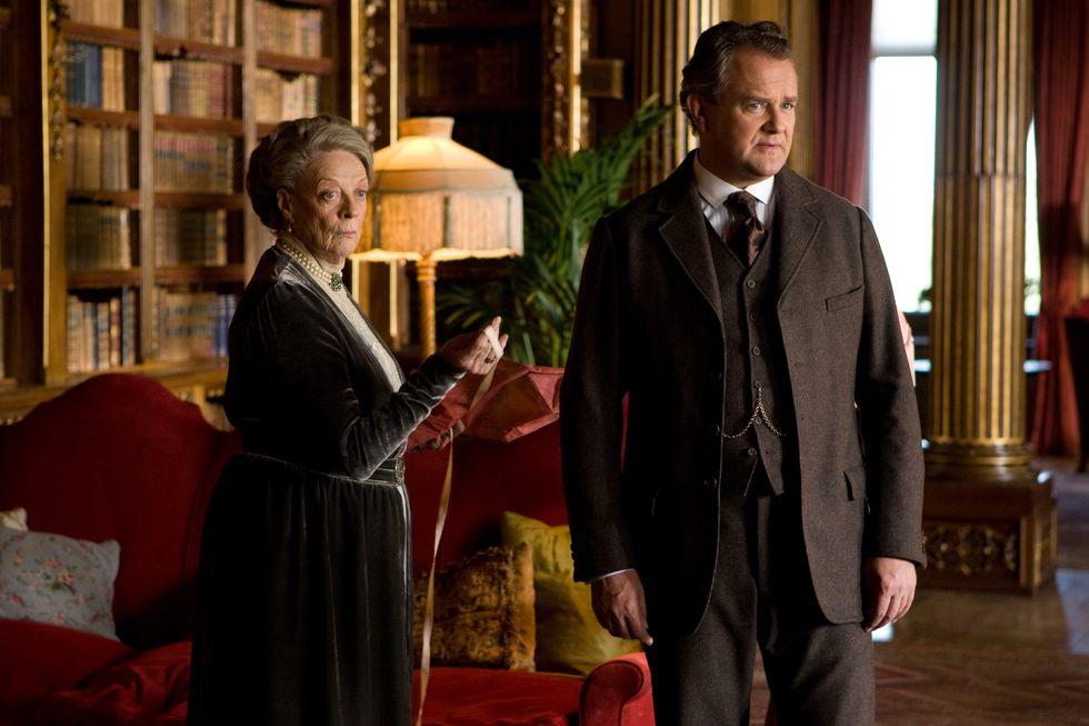 Downton Abbey, dalla tv al successo letterario