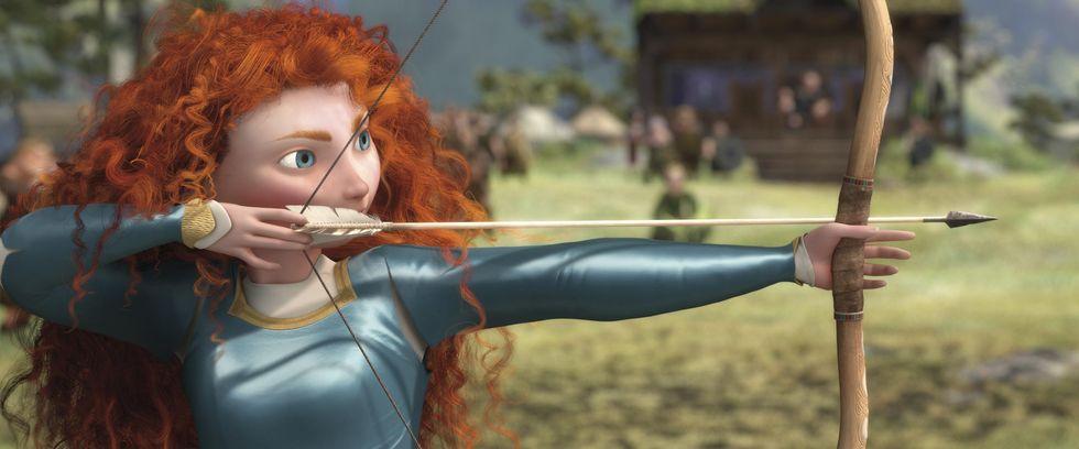 Pixar, con Ribelle-The Brave il potere è donna