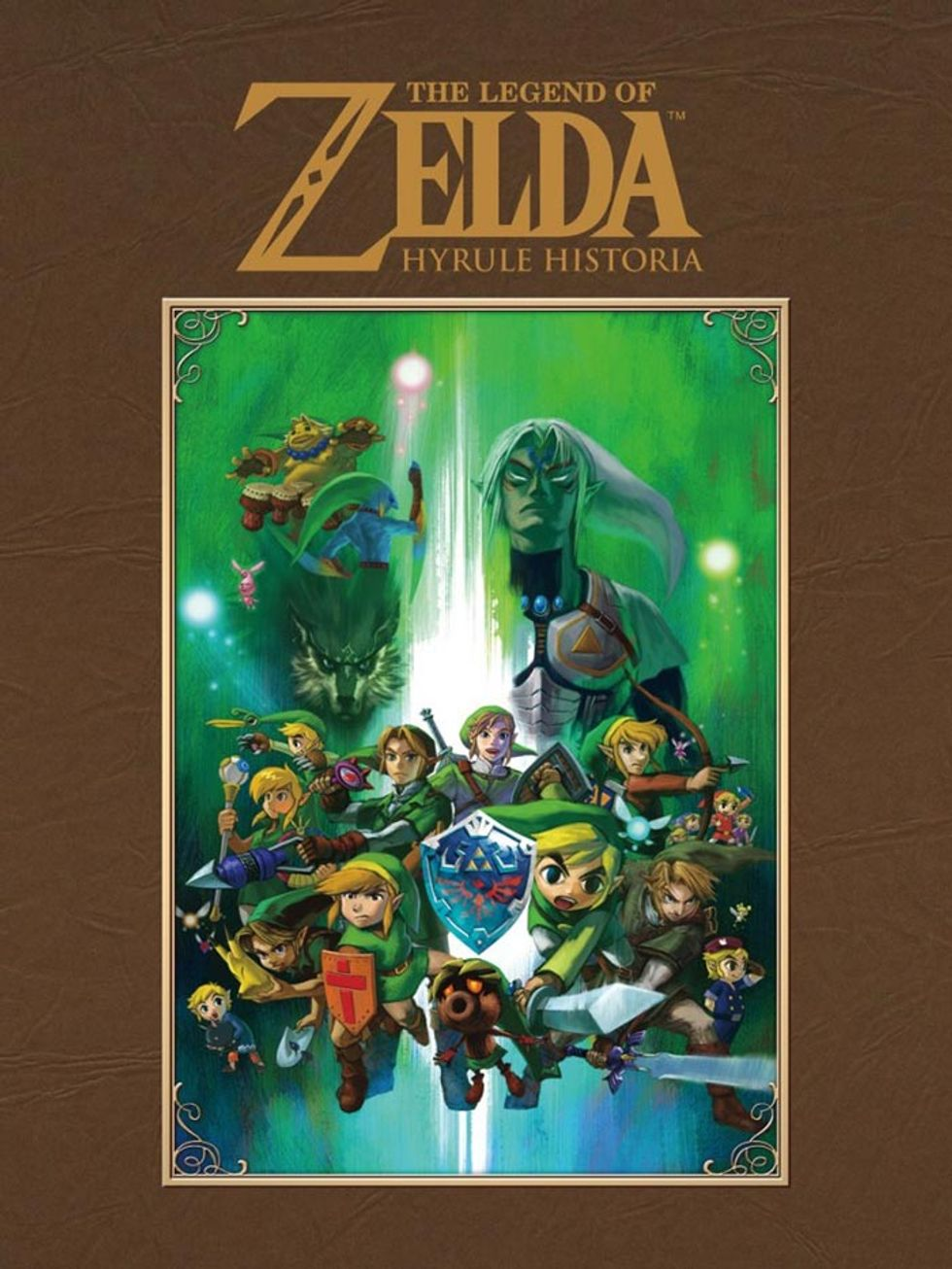 """Annunciata negli USA l'uscita di """"The Legend of Zelda: Hyrule Historia"""""""