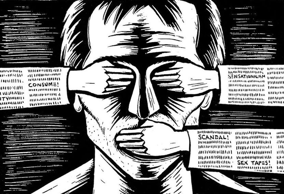Internet censura gli scrittori? Ecco come