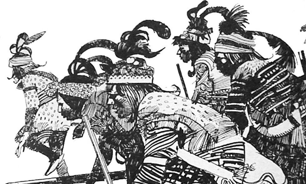 Sergio Toppi: addio a un maestro del fumetto e dell'illustrazione