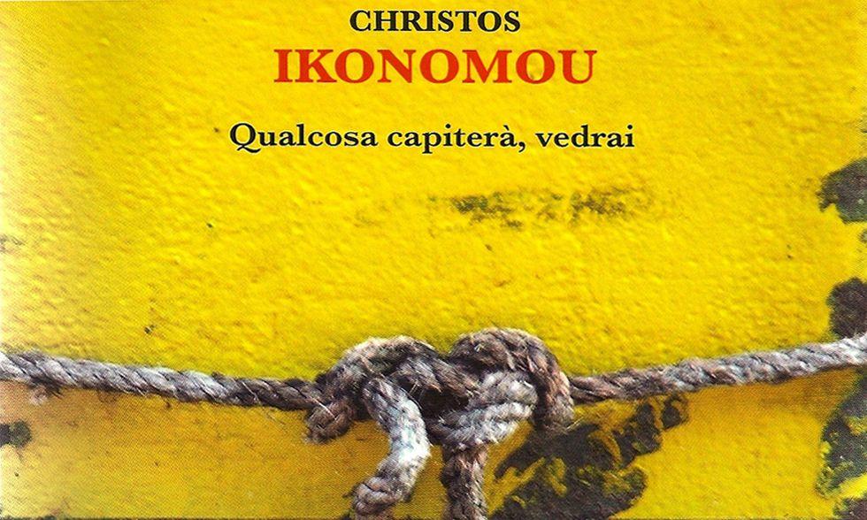"""Christos Ikonomou, """"Qualcosa capiterà, vedrai"""""""