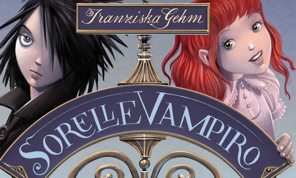 """""""Sorelle Vampiro. Un'amica da mordere"""": mezze umane e mezze vampiro, arrivano in città le gemelle più diverse che conosciate"""