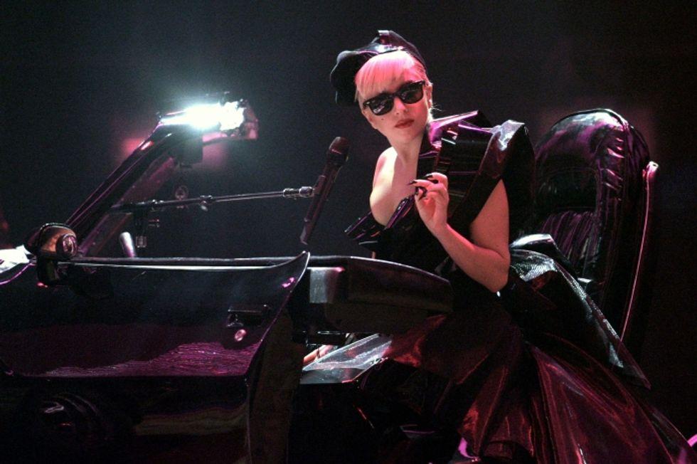 """Lady Gaga: """"Quando incido i dischi sono nuda"""""""