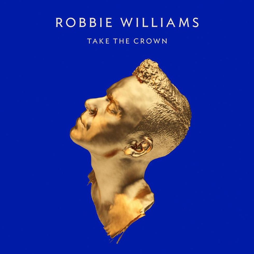 Robbie Williams: le anticipazioni sul nuovo cd