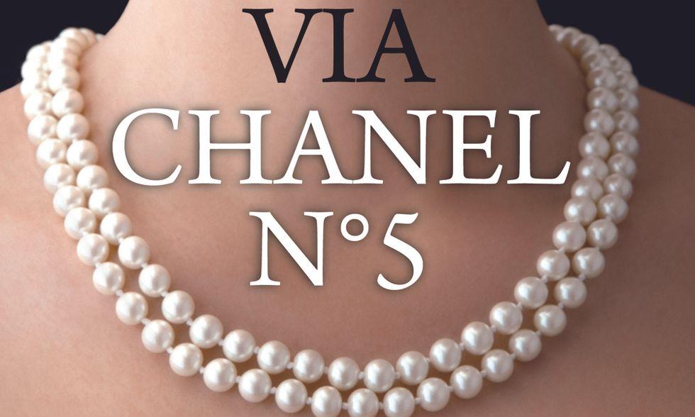 """Daniela Farnese, """"Via Chanel N°5"""": Non smettere mai di sognare di essere la numero uno"""
