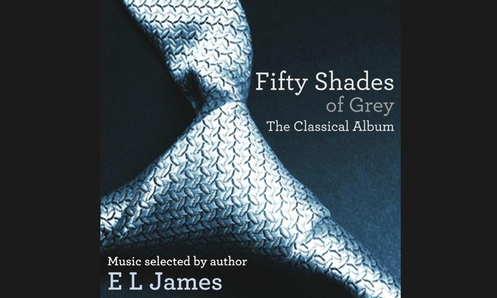 """""""Cinquanta sfumature di grigio"""", non solo libro. Sarà un cd di musica classica"""