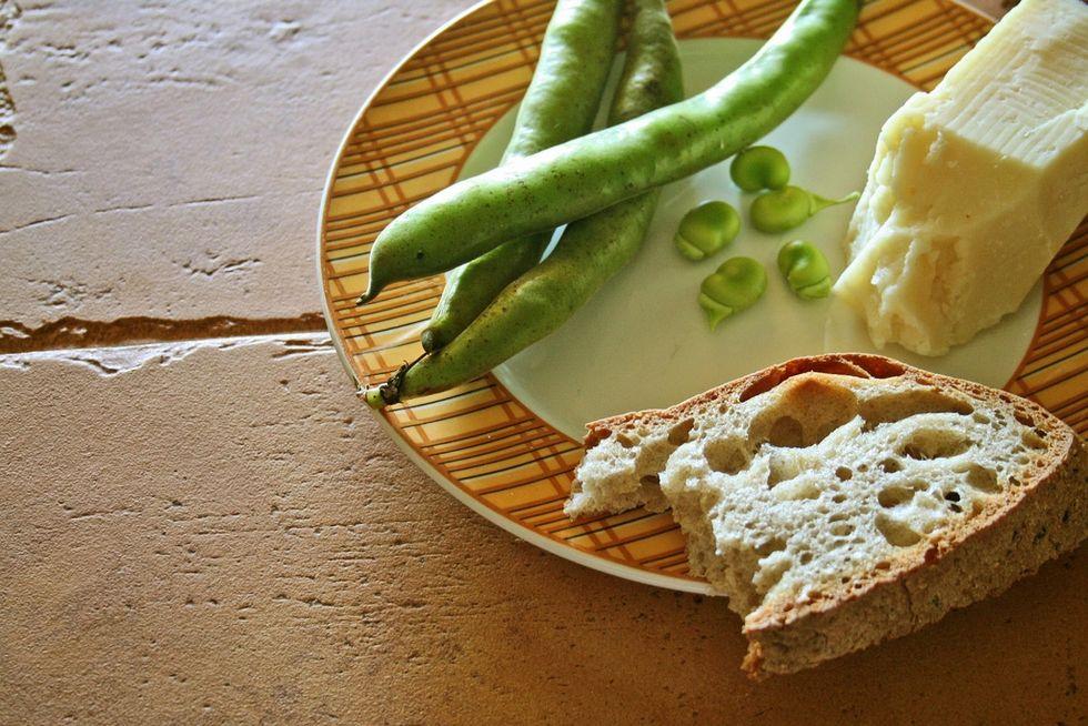 Pane e fave: la tavola dei poveri di Giovanni Verga