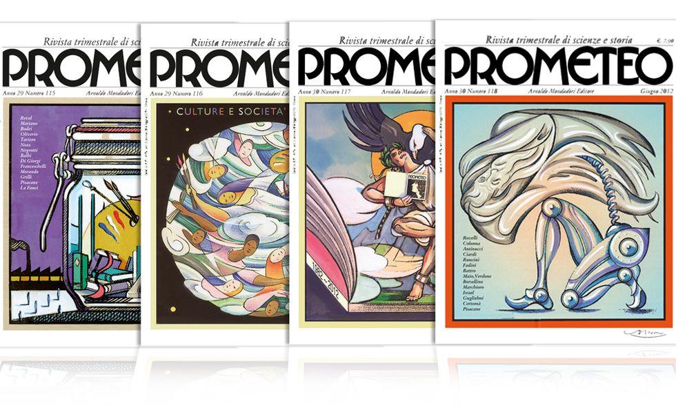 Prometeo: una borsa di studio per giovani studiosi