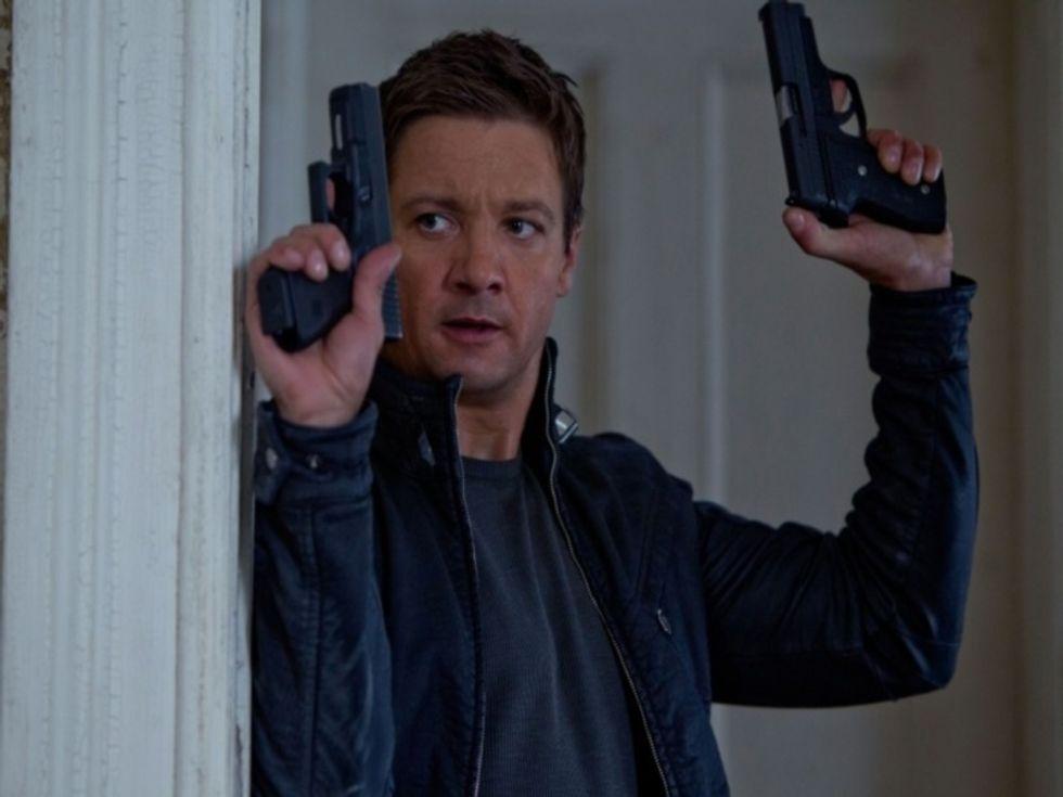 """Jeremy Renner: """"Scusate se bombardo il cinema d'azione"""""""