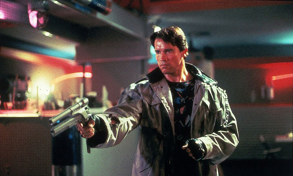 Terminator, la nascita di un mito