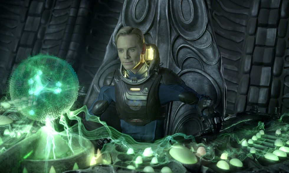 Prometheus, l'origine dell'umanità secondo Ridley Scott