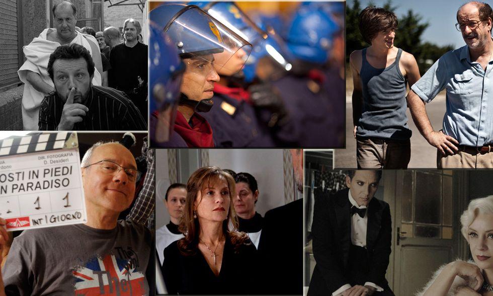 I dieci film italiani candidati agli Oscar