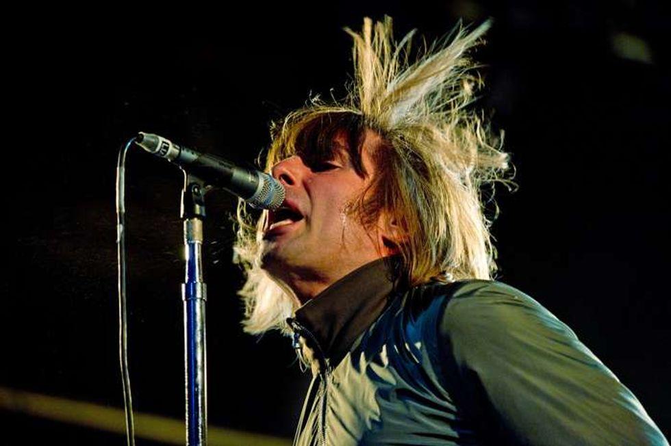 Liam Gallagher: compie 40 anni il bad boy del pop