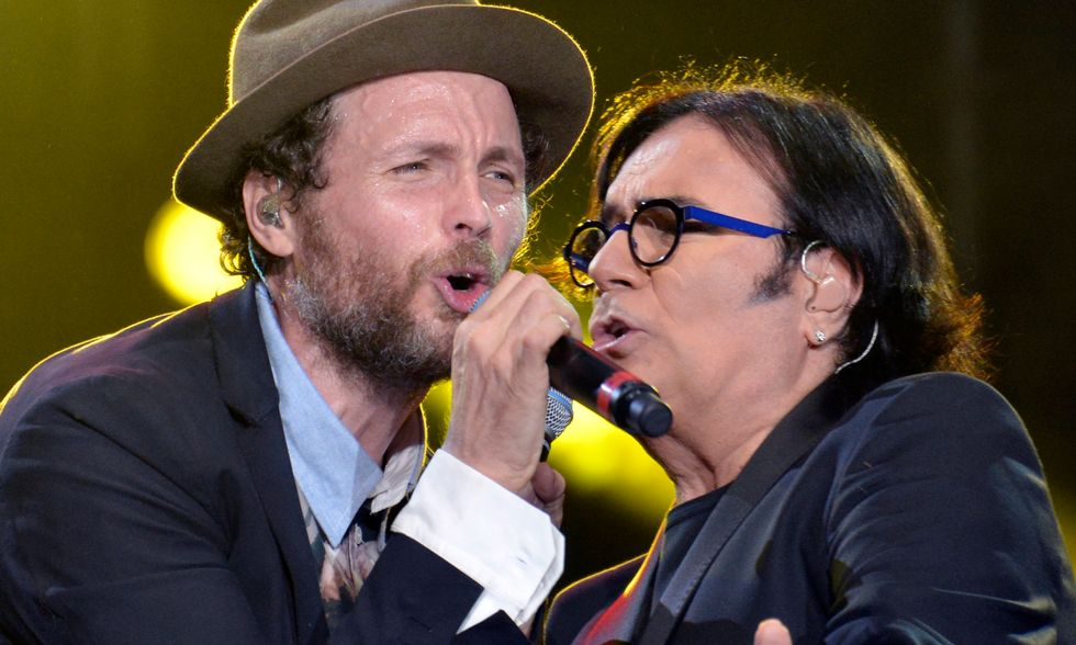 Italia Loves Emilia: i duetti, le emozioni di Campovolo