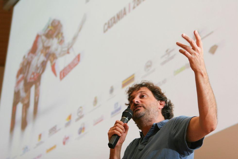 Leonardo Pieraccioni: adesso mi metto a cantare seriamente
