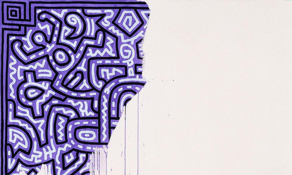 Arte, il fascino dei dipinti incompiuti