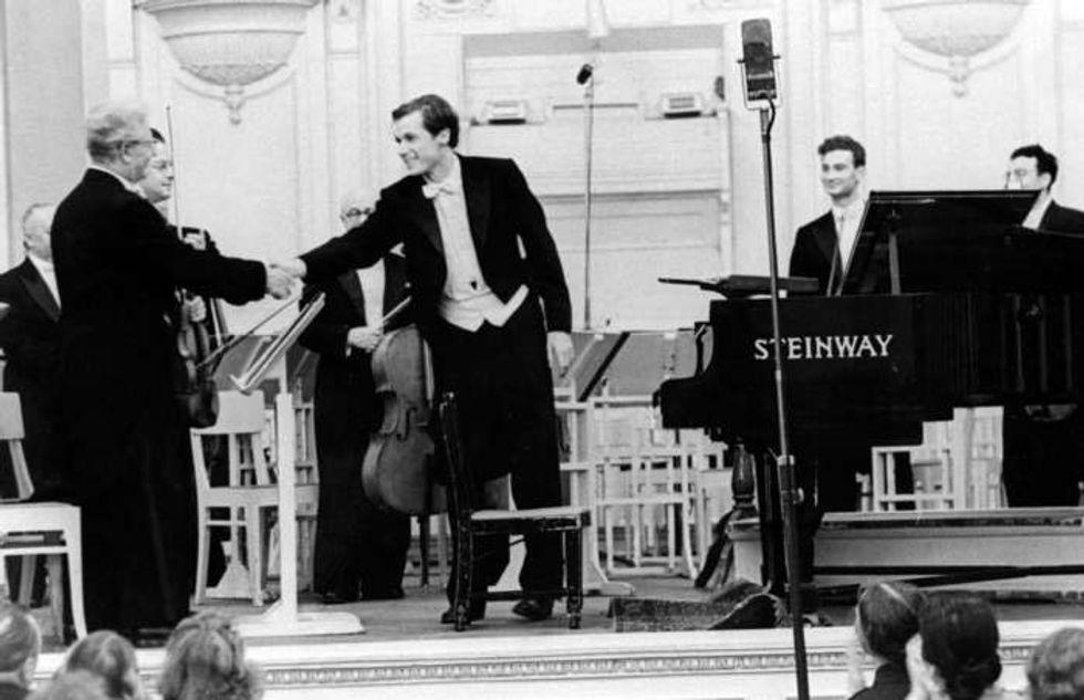 Glenn Gould, il pianista più postero mai nato