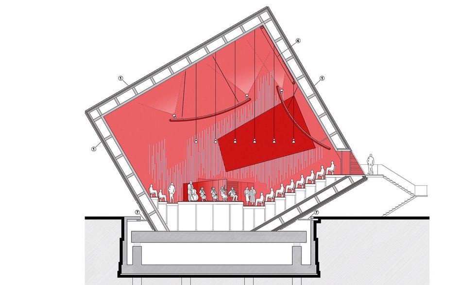 Auditorium di Renzo Piano: L'Aquila rinasce con la musica