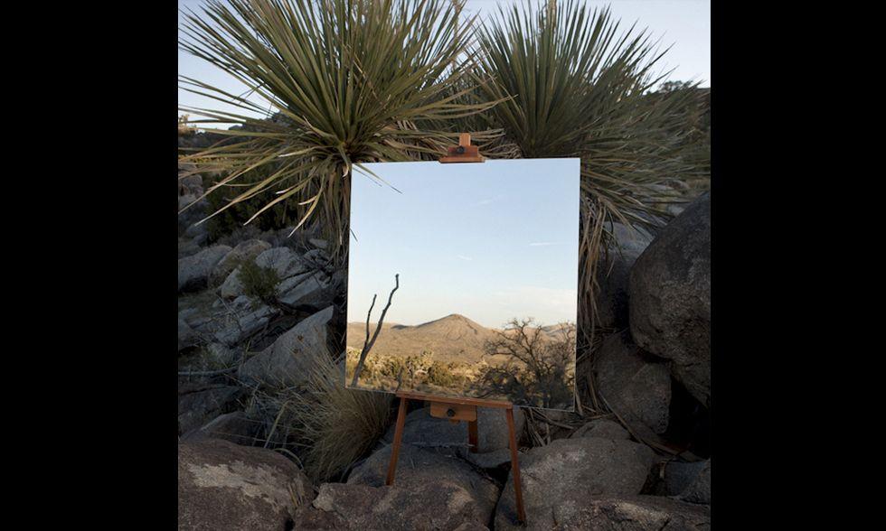 I paesaggi riflessi di Daniel Kukla