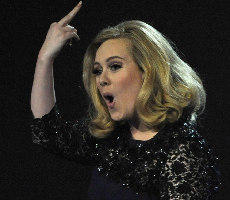 Adele: ecco Skyfall, la nuova canzone per 007