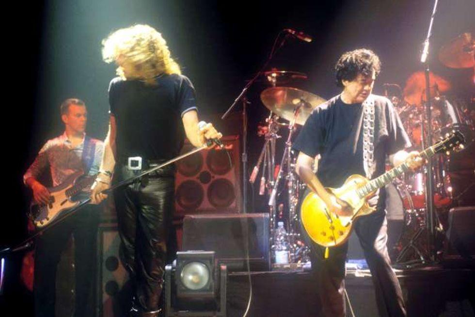 Led Zeppelin: l'ultimo concerto al cinema il 17 ottobre - trailer