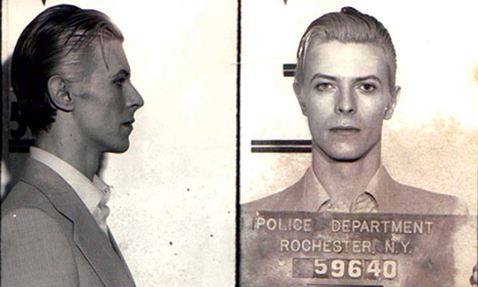 Jailhouse rock: retroscena e foto delle star finite in carcere