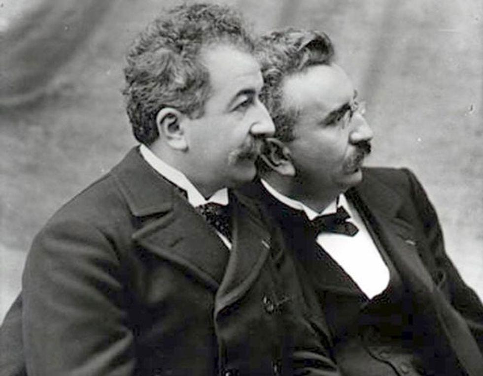 Cinque libri su Auguste Lumière e dintorni, a 150 anni dalla nascita