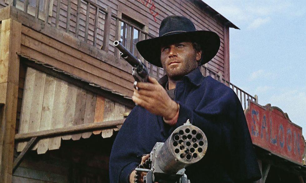 Quentin Tarantino e il suo Django, c'è ancora fame di spaghetti (western)