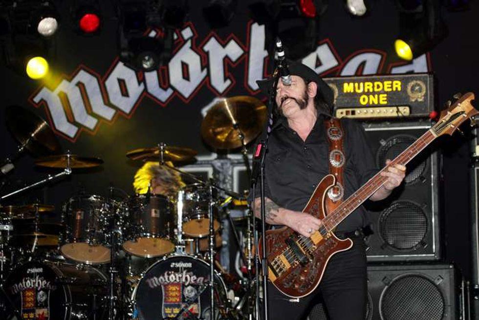 Motorhead: gli ultimi duri e puri del rock'n'roll