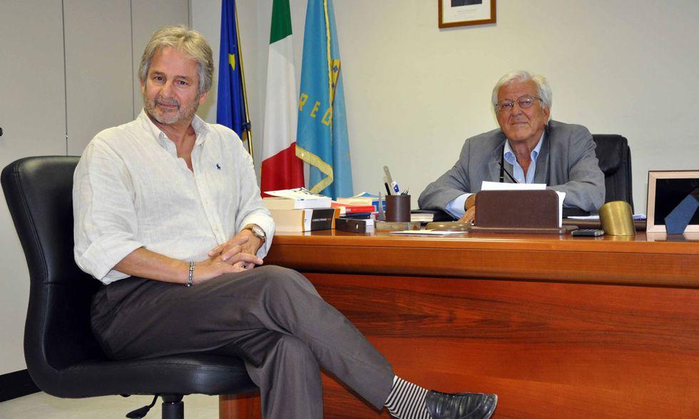 Cesare deve morire, intervista al detenuto attore Cosimo Rega