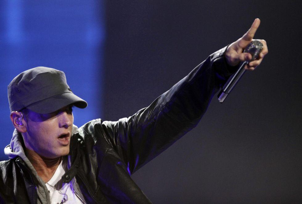 Eminem compie 40 anni, ecco tutti i suoi numeri - #hiphopanorama