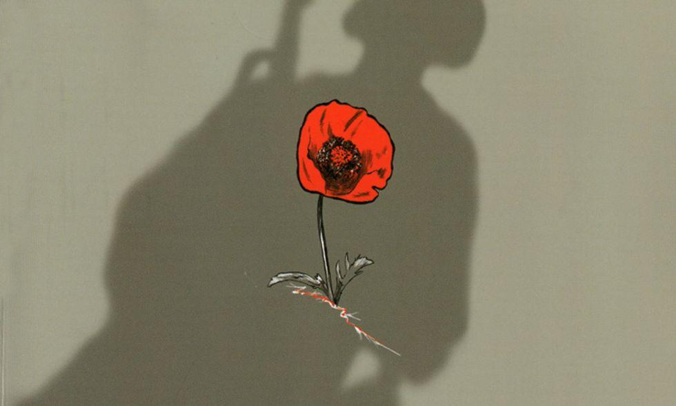 'Non passare per il sangue' di Eduardo Savarese, storia di guerra ed amore