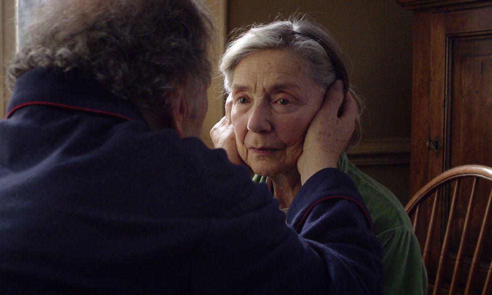 Amour, Michael Haneke terribile e delicato nel suo ritratto di vecchiaia