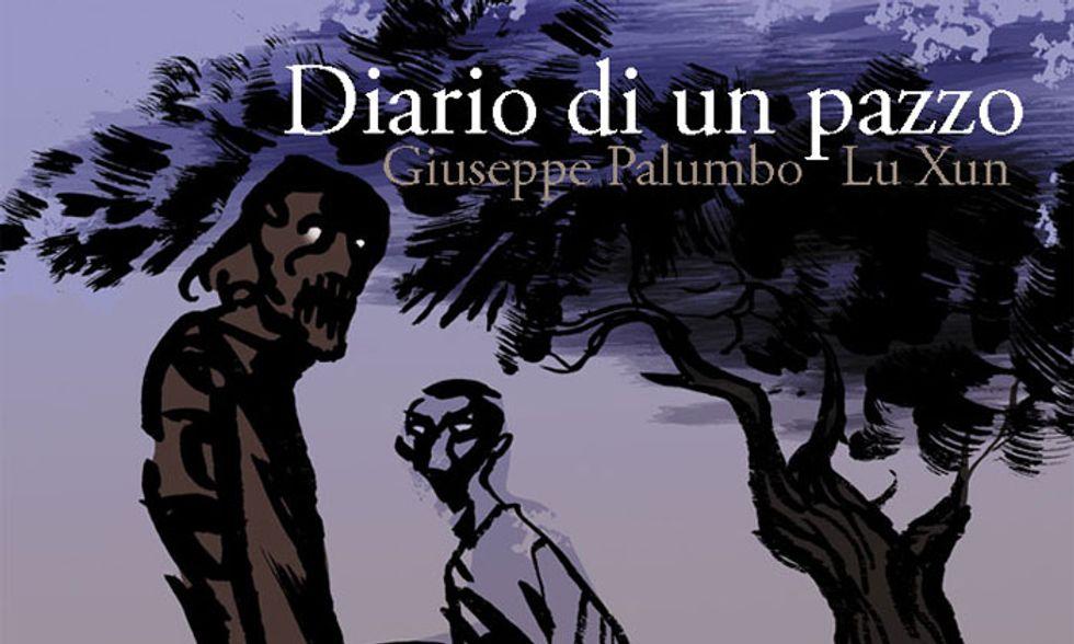 'Diario di un pazzo' su iPad: intervista a Giuseppe Palumbo