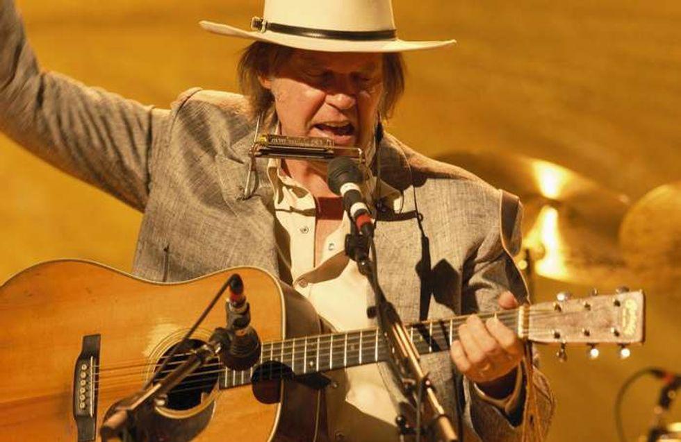 Neil Young: la recensione di Psychedelic pills