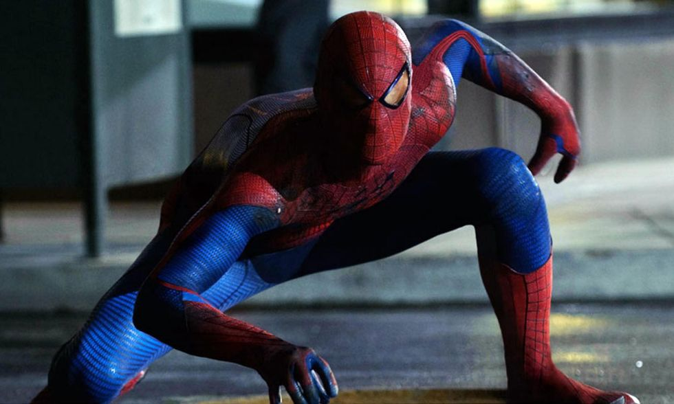 Dvd in edicola con Panorama, The Amazing Spider-Man